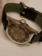 Vintage Duward Aquastar Automatico Diver Watch