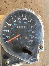 Jeep Wrangler YJ 92-95 Speedometer Tachometer Speedo Tach Gauge Set 160k (035)