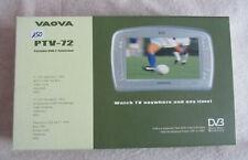? Portabler TV mit DVB-T Empfänger ~ VAOVA ~ NEU ~ OVP ?