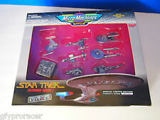 MICRO MACHINES STAR TREK TELEVISION SERIES I COLLECTORS EDITION