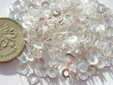 30 x 20ss silver coloured claw settings for round flatback crystals