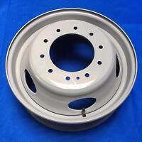 """19.5""""X6"""" DUALLY Steel Rim Wheel For 05-20 FORD F450 F550 SUPER DUTY OEM Quality"""