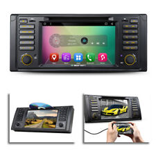 Android 6.0 2GB RAM Octa-Core Car DVD GPS 32GB ROM & 26GB for Apps for BMW E39