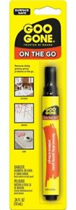 Goo Gone On The Go Pen 0.34 Ounce Adhesive Removing Stickers Price Tags & Scuffs