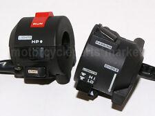 Pair Handlebar Control Head Light Horn Switch For Honda Rebel CMX250 CA125 CA250