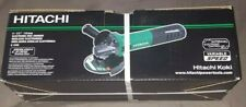 "NEW Hitachi G12VE 4-1/2"" BRUSHLESS Angle Grinder Disc Electronic VARIABLE SPEED"