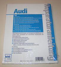 Reparaturanleitung Audi A4 - B6 / B7 - Baujahre 2000 - 2007!