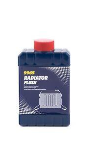 9965 MANNOL 325ml RADIATOR FLUSH CLEANS UNBLOCKS CAR RAD COOLING SYSTEM