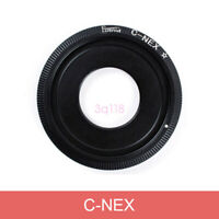 C-NEX Camera C Movie Lens to NEX E mount Camera Camcorder Adapter Ring for SONY