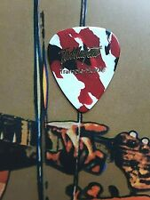 TED NUGENT 2010 Trample-Hurdle Tour camouflage guitar pick