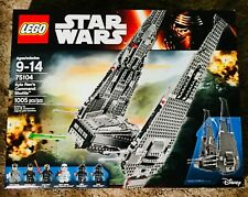 LEGO STAR WARS 75104 Kylo Ren's Command Shuttle NISB New & Sealed