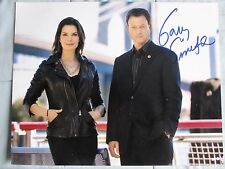 GARY SINISE SIGNED 11x14 PHOTO DC/COA (CSI NY) a
