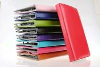 Funda de Cuero Cover Libro para Tableta eBooks Universal 8""