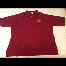 Florida State Maroon 1999 National Champs Mens Polo Sz 3XL