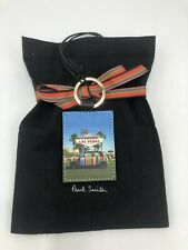 Paul Smith Mini Las Vegas Key Ring in Bag