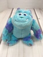 """Sully Plush stuffed animal from Disney's Monsters Inc. (7"""") Very Soft"""