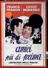 FRANCO & CICCIO: AMICI PIU' DI PRIMA - DVD NUOVO E SIGILLATO, PRIMA STAMPA