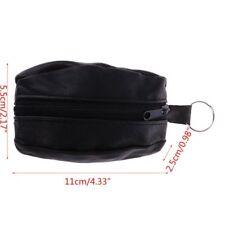 Girls Women Key Ring Wallet Pouch Coin Card Mini Purse Zipper Small Change Bag