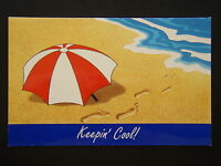 KEEPIN' COOL! POSTCARD