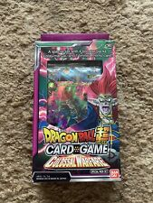 NEW Dragon Ball Super Card Game Colossal Warfare Special Pack Set