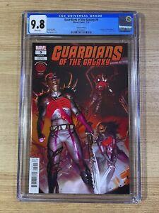 Guardians of the Galaxy #9 (2021 Marvel Comics) Ryan Brown Variant CGC 9.8