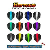 Harrows - Quantum Standard Dart Flights 100 Micron NEW 2018