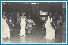 photo foto black dance contest dancer disco baile salsa danse foto Cuba ca 1970