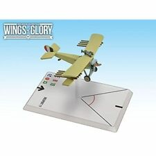 WINGS OF GLORY - (ANCILLOTTO)- WGF122C, NIEUPORT 11 - SENT FIRST CLASS