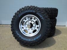 "New Chevy Silverado Suburban 2500 3500 Factory OEM 16"" Wheels Rims Tires MT"
