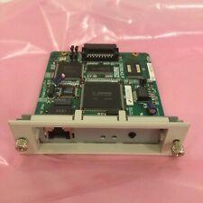 Epson Stylus Pro 9800 Network Card C82391 AQ1X18 S121A Japan