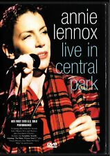 ANNIE LENNOX, Live in Central Park (DVD), EURYTHMICS, NEW WAVE, MINT