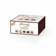 Thorntons Continental Chocolates Chocolate Selection - Gift Parcel Box - 432g