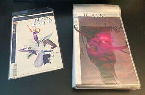 DC/Vertigo Comics BLACK ORCHID #1-22 + Annual *Complete Set!* + B. Orchid Bk 1-3
