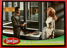 CAPTAIN SCARLET - Card #35 - Taking Symphony Hostage - Cards Inc. 2001