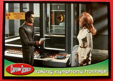 CAPTAIN SCARLET - Card #35 - Taking Symphony Hostage - Cards Inc. 2001