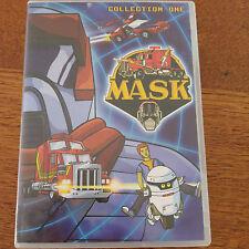 MASK - Mobile Armored Strike Kommand : Collection 1 (DVD, 2006, 4-Disc Set)