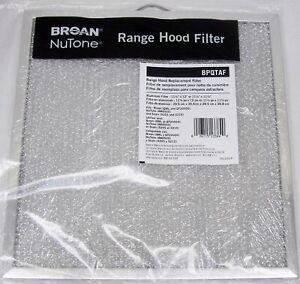 BPQTAF Broan Nutone Vent Range Hood Filter also fits S99010316 99010316