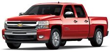 BODY SIDE Moldings, PAINTED Trim Moulding For: SILVERADO 1500 CREW CAB 2007-2013
