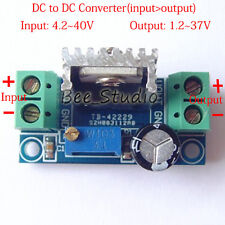 DC-DC 12v 24v to 3.3V 9V 12V Buck Converter Voltage Step Down Regulator Module