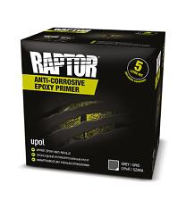 Upol RAPTOR 4:1 ANTI-CORROSIVE EPOXY PRIMER 5L KIT Bed Liner& Protective Coating
