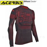 PETTORINA COMPLETA ACERBIS X-FIT FUTURE BODY ARMOUR MOTOCROSS ENDURO OFFROAD S/M