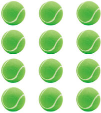 Steller Tennis Rubber Ball for Cricket Light Weight Pack of 12 (Green) Us