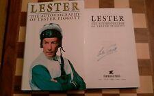 The Autobiography SIGNED Lester Piggott Hardback 1995 1st/1st Hardback Book