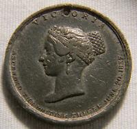 Great Britain 1838 Victoria Coronation Medal   (046)