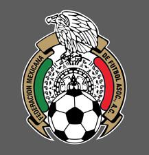 Mexican National Soccer Logo El Tri Wall Decal 25x20