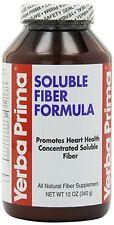 Yerba Prima soluble Fiber Formula 12oz