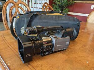 Panasonic Pro AG-DVX100AP 3-CCD MiniDV Proline Camcorder Video Camera W/ Bag
