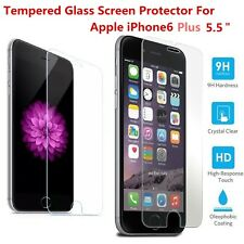 Premium Clear Tempered Glass Screen Protector Film Guard for Apple iPhone6 PLUS