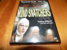 THE MIND SNATCHERS Christopher Walken Ronny Cox 1970's Thriller Rare DVD SEALED