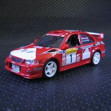 1:43 Mitsubishi Lancer EVO VI  WRC Die Cast Model Car no Box
